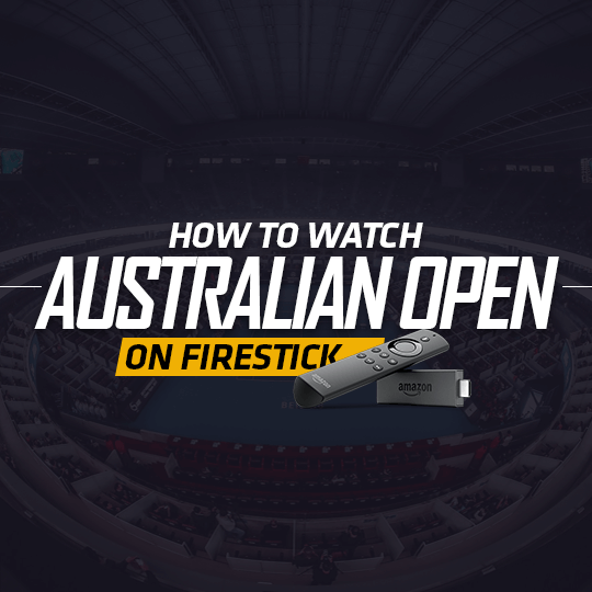 Australian Open On Firestick