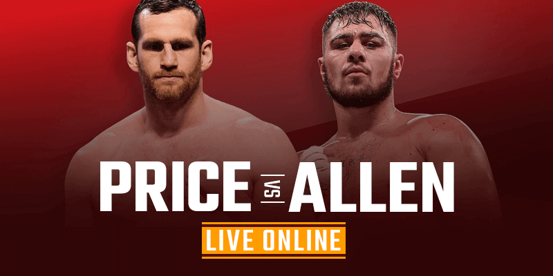 Guarda Price vs Allen Live Online