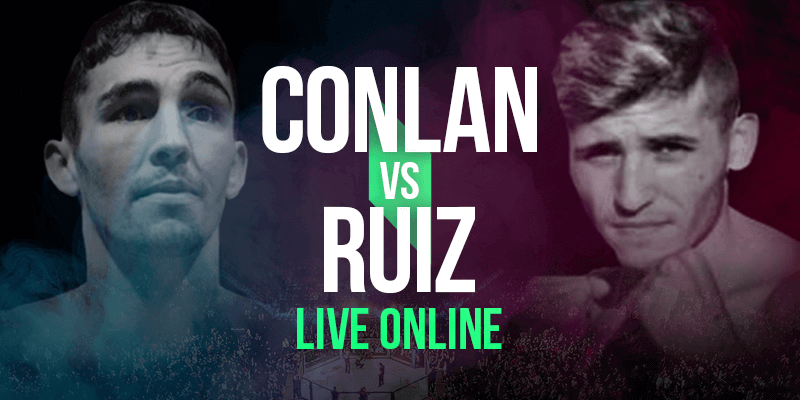 Guarda Conlan vs Ruiz Live Online