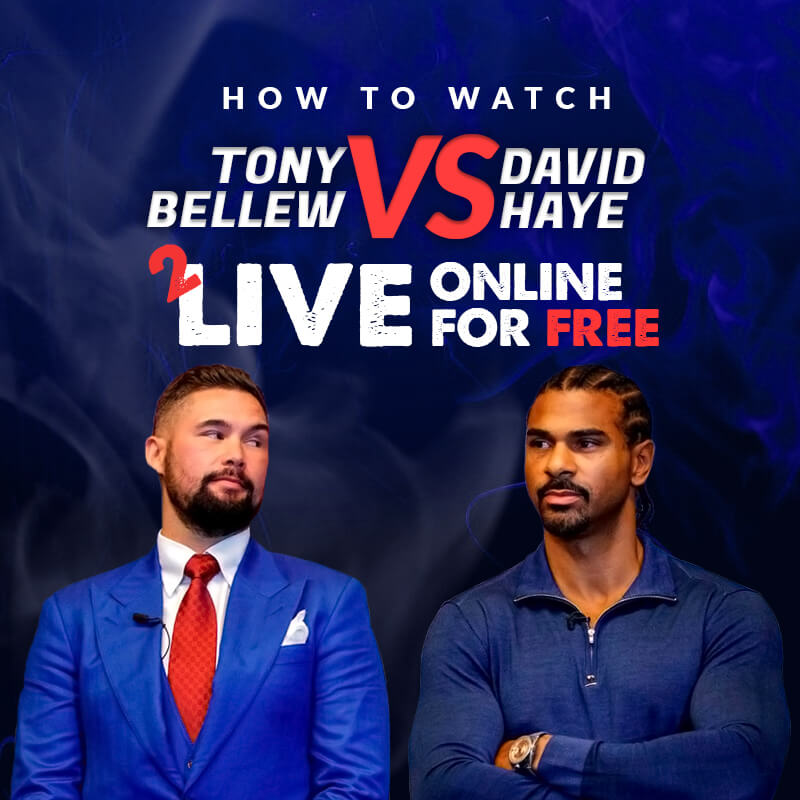 tonton tony bellew vs david haye online