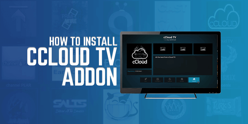 Installera Ccloud TV Addon