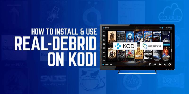 Installer Real Debrid On Kodi